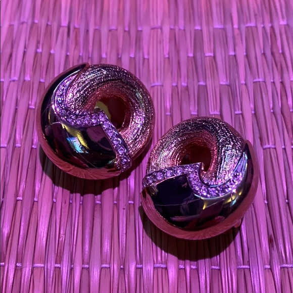 Set Of Clip-On Earrings